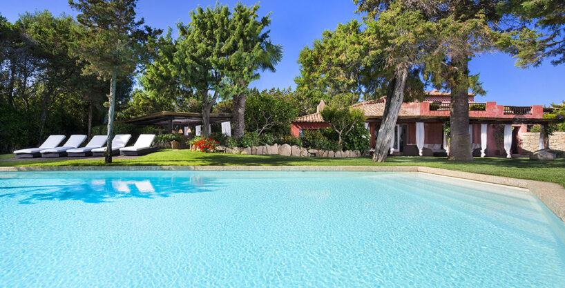 Villa Corbezzoli Rent La Celvia, Costa Smeralda Sardinia (italy)