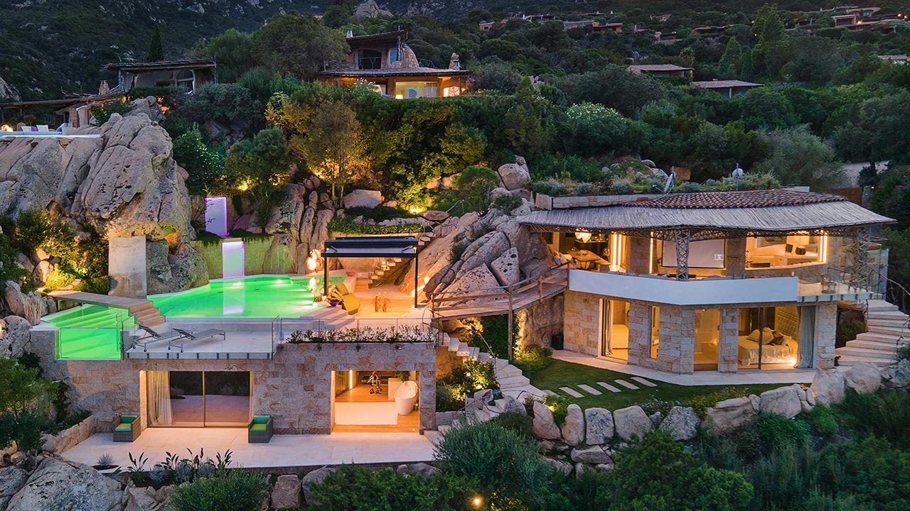 Villa moderna in affitto