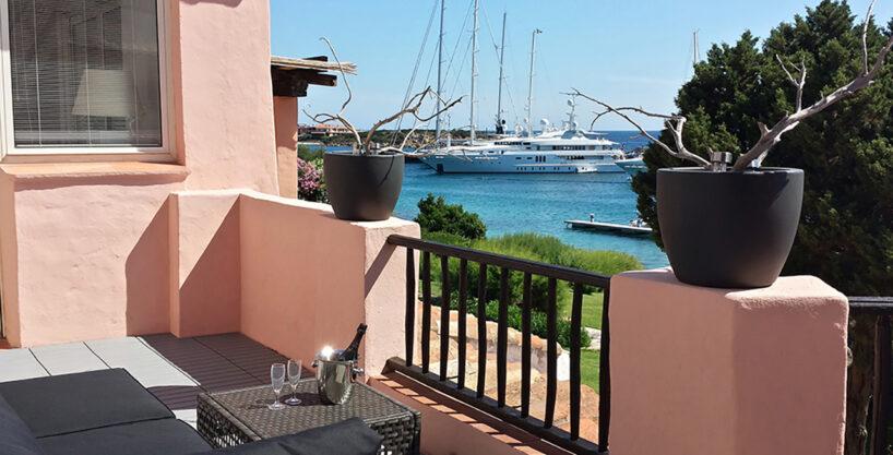 Seaview Apartment Rent Porto Cervo, Costa Smeralda Sardinia (italy)