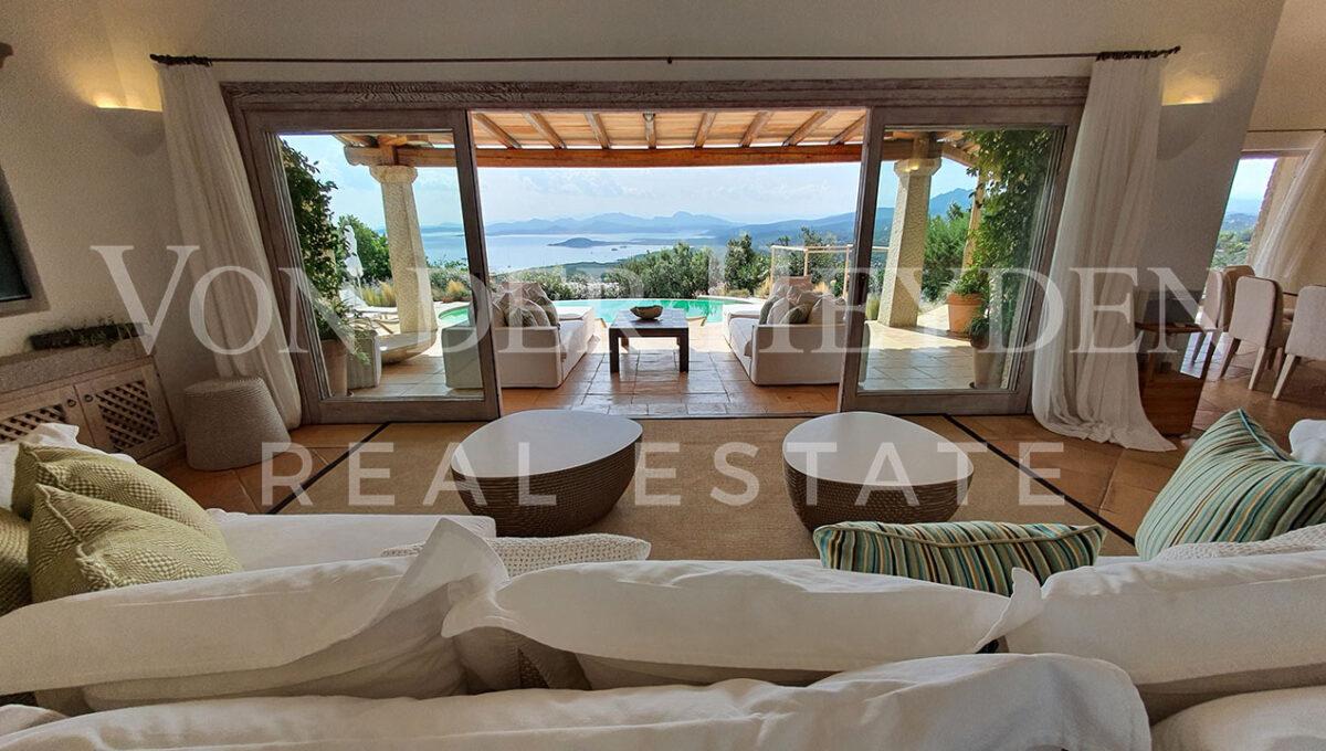 Villa Camelia Sale And Rent Pevero Golf, Costa Smeralda Sardin