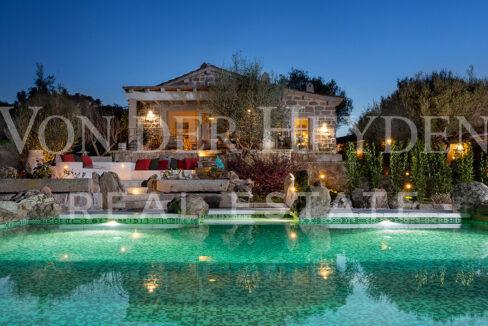 Villa Capichera Sale Sardinia (italy)