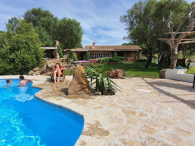 Villa Capichera Sale And Rent Sardinia (italy)