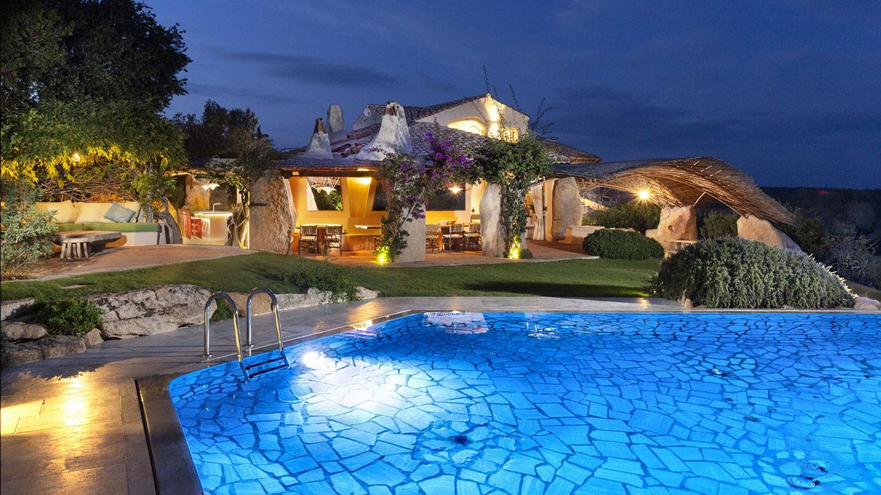 Villa Lazulite Costa Smeralda