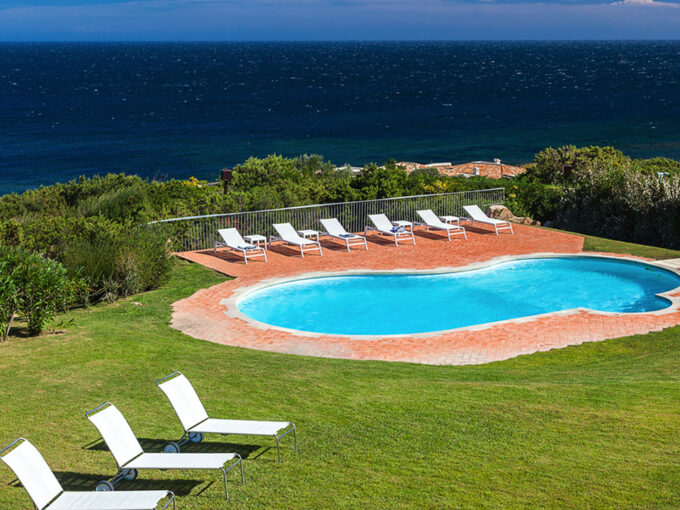 Terraced House Sale And Rent Costa Smeralda, Sardinia (italy)