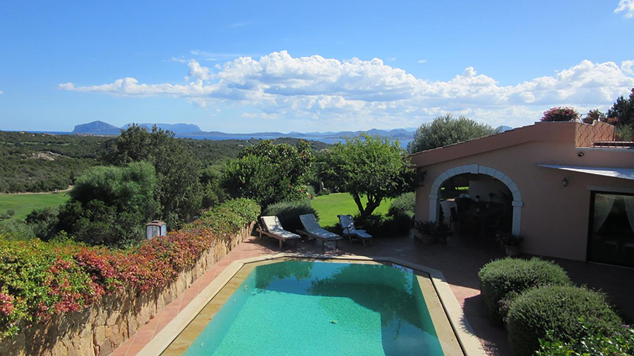 Villa for sale Golf course Costa Smeralda