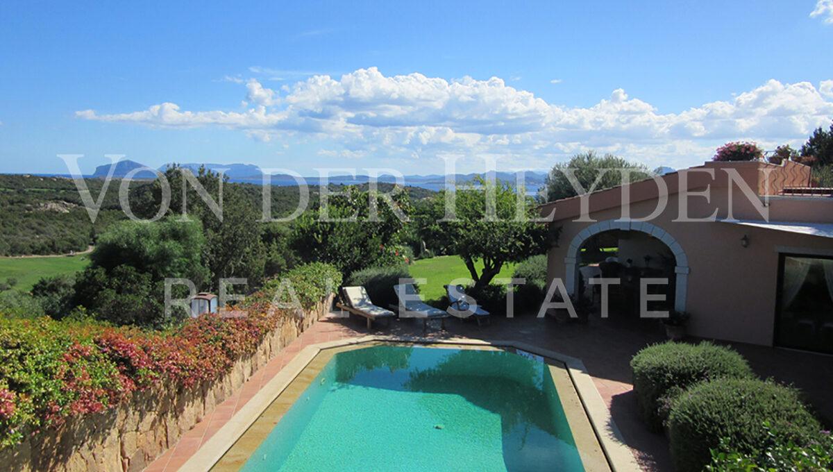 Villa Pevero Golf Sale Costa Smeralda, Sardinia (italy)