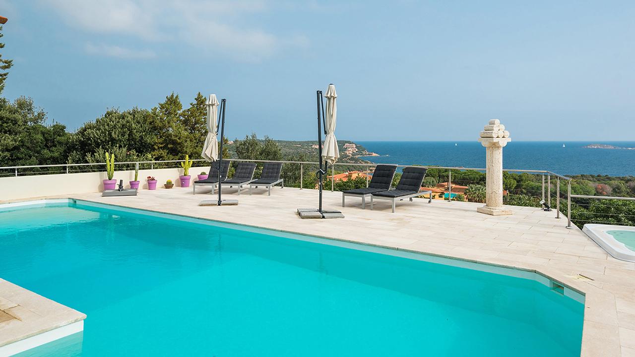 Modern Villa for rent – Costa Smeralda