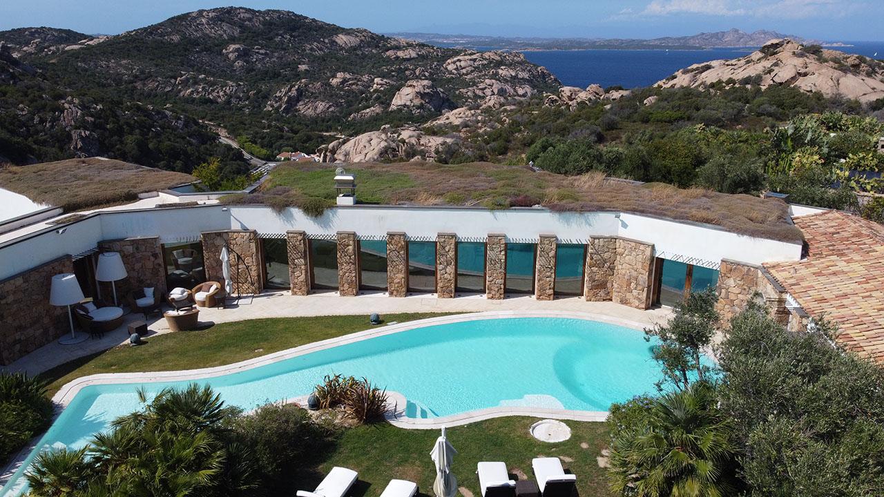 Luxury villa for sale in Porto Cervo