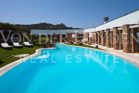 Villa Sa Contissa Rent Costa Smeralda Sardinia (italy)