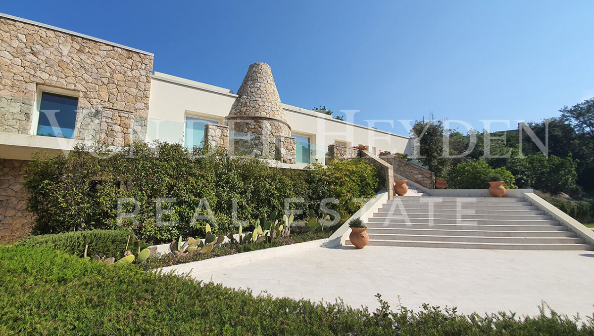 Villa Sa Sarritta Rent Costa Smeralda Sardinia (italy)