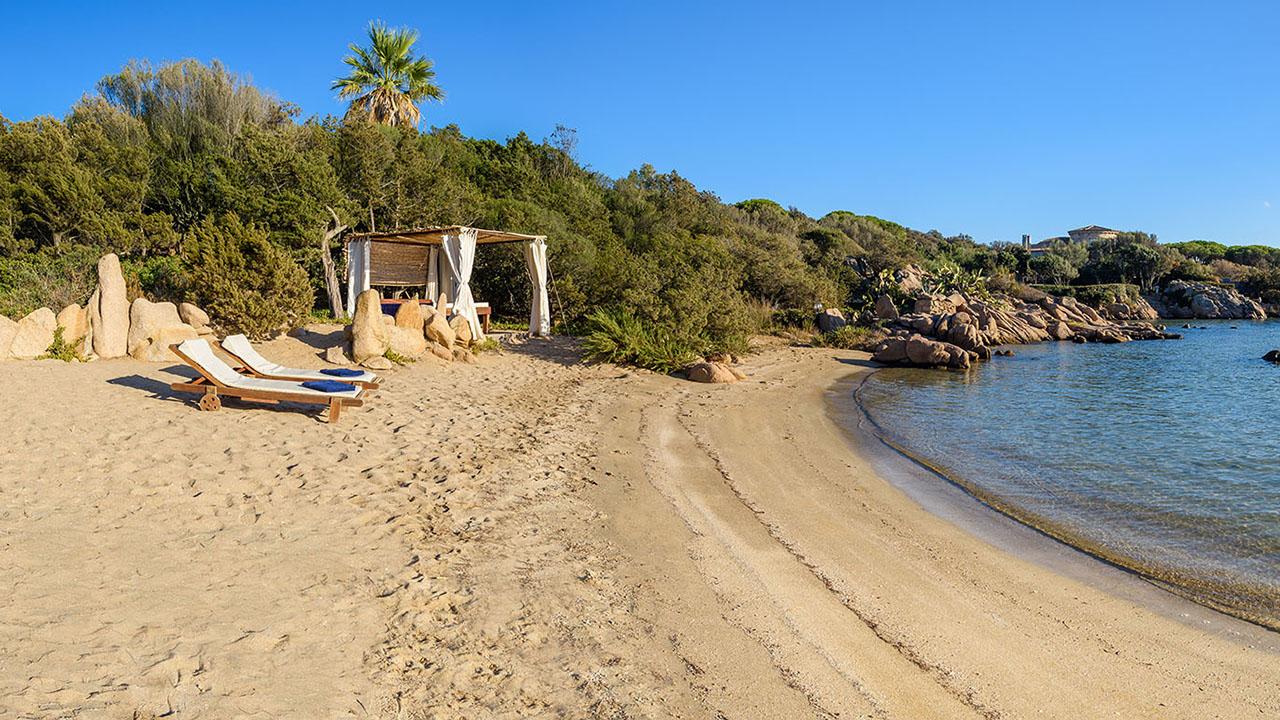 Waterfront Villa for rent – Cala di Volpe