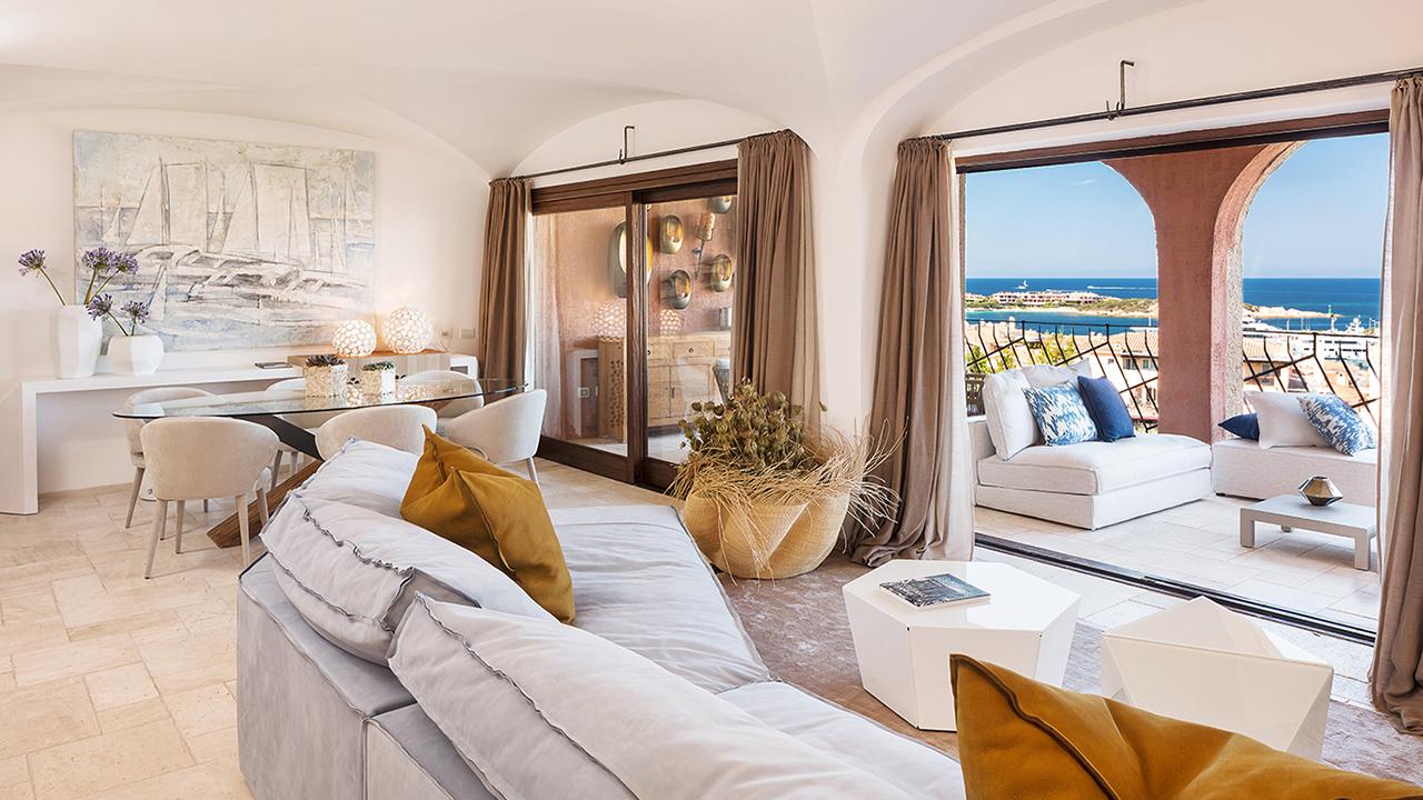 Three bedrooms for sale Porto Cervo