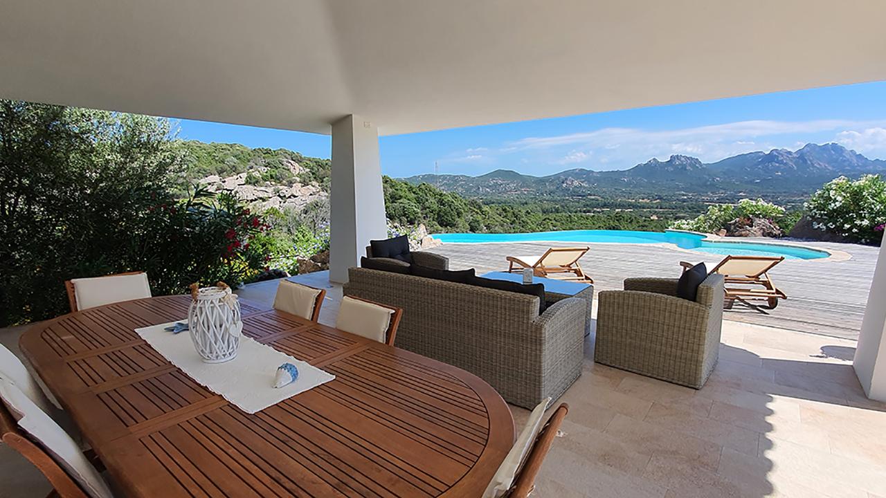 Country Villa for rent Costa Smeralda