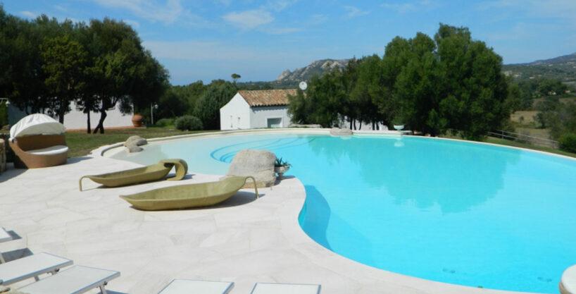 Villa Sa Nue Sale And Rent San Pantaleo (sardinia Italy)