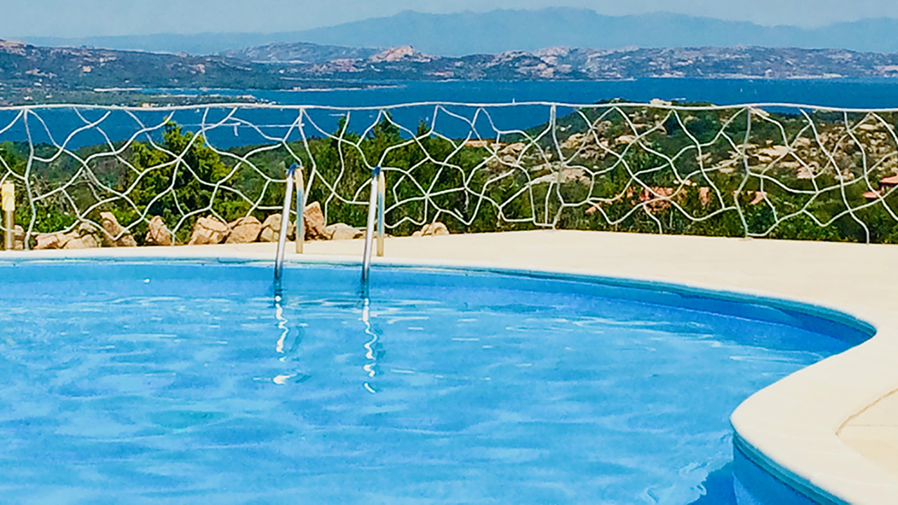 Countryhouse with seaview for rent in Sardinia