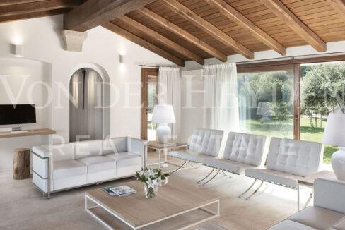 Villa Cugnana SALE & RENT Costa Smeralda - Sardinia (Italy)