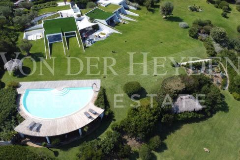 Villa Rena Bianca Luxury Rent Costa Smeralda, Sardinia (italy)