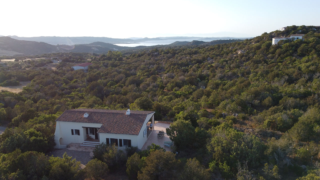 Countryhouse for sale Costa Smeralda