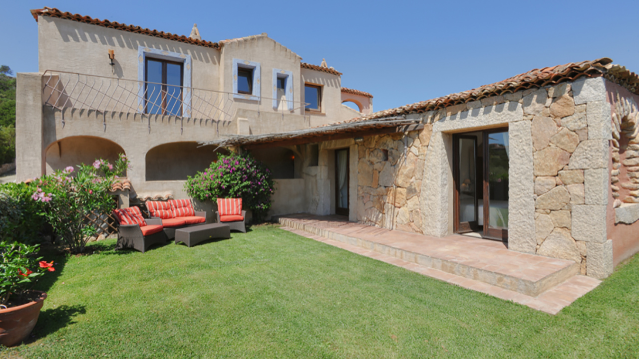 Terraced House for rent in Sardinia