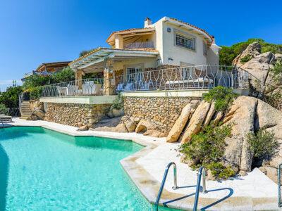 Villa Belvedere, Rent Baja Sardinia Sardinia (italy)