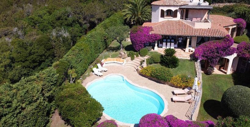 Villa Orchidea Sale And Rent Pevero Golf, Costa Smeralda Sardinia (italy)