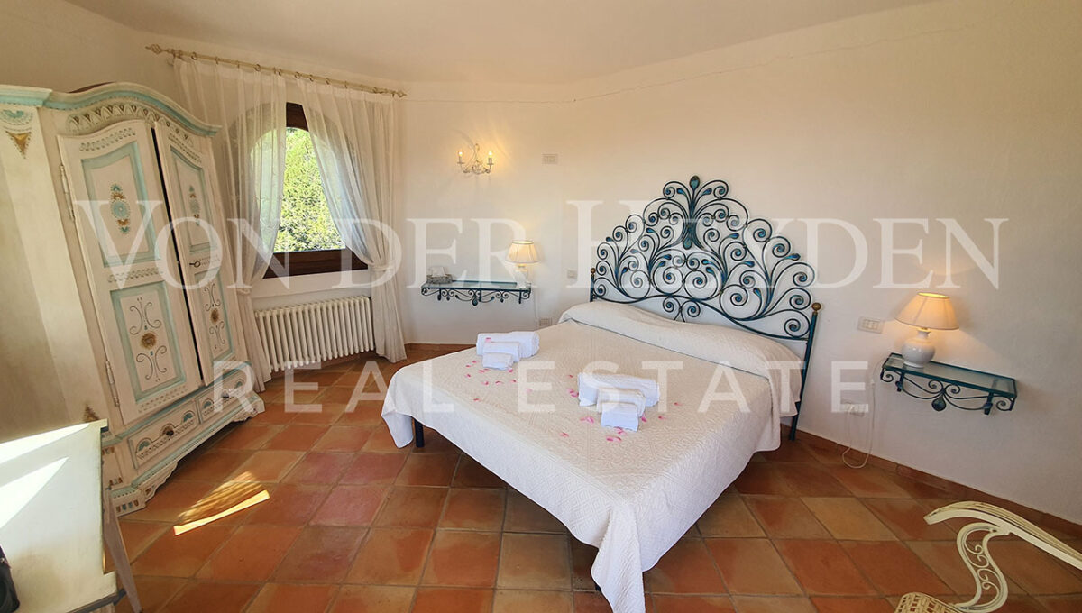 Villa Orchidea SALE & RENT Pevero Golf, Costa Smeralda - Sardini