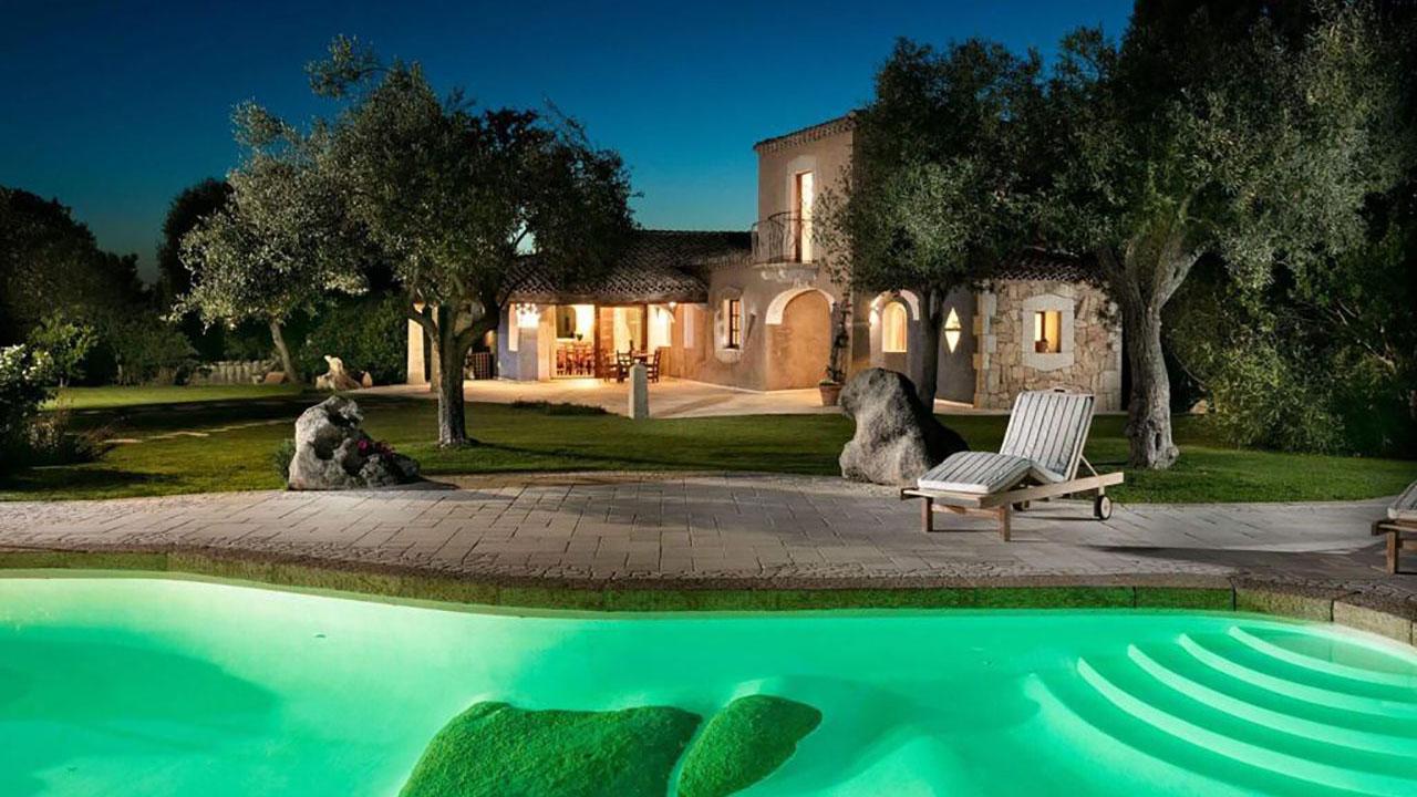 Country Villa for rent in Costa Smeralda