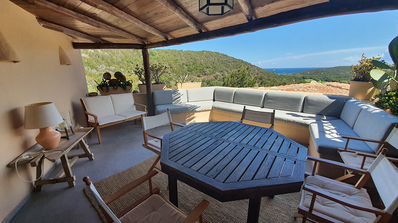 Three bedrooms rent Costa Smeralda