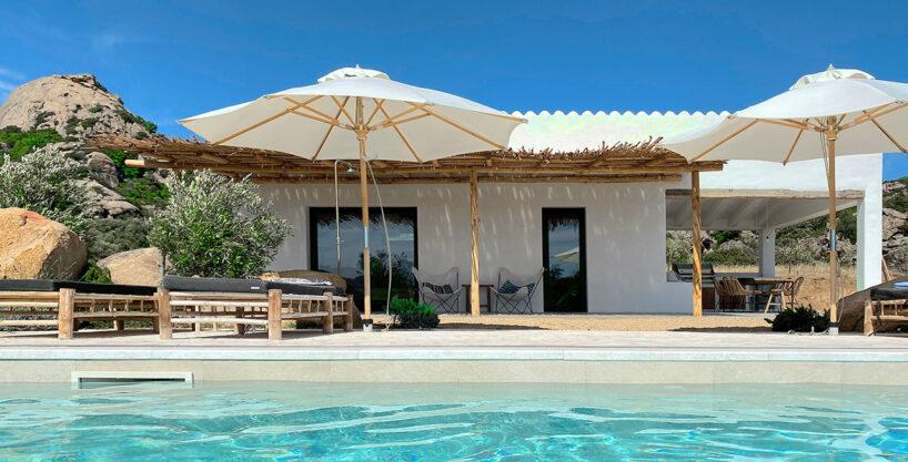 Villa Grazia Sale And Rent Costa Smeralda Sardinia (italy)
