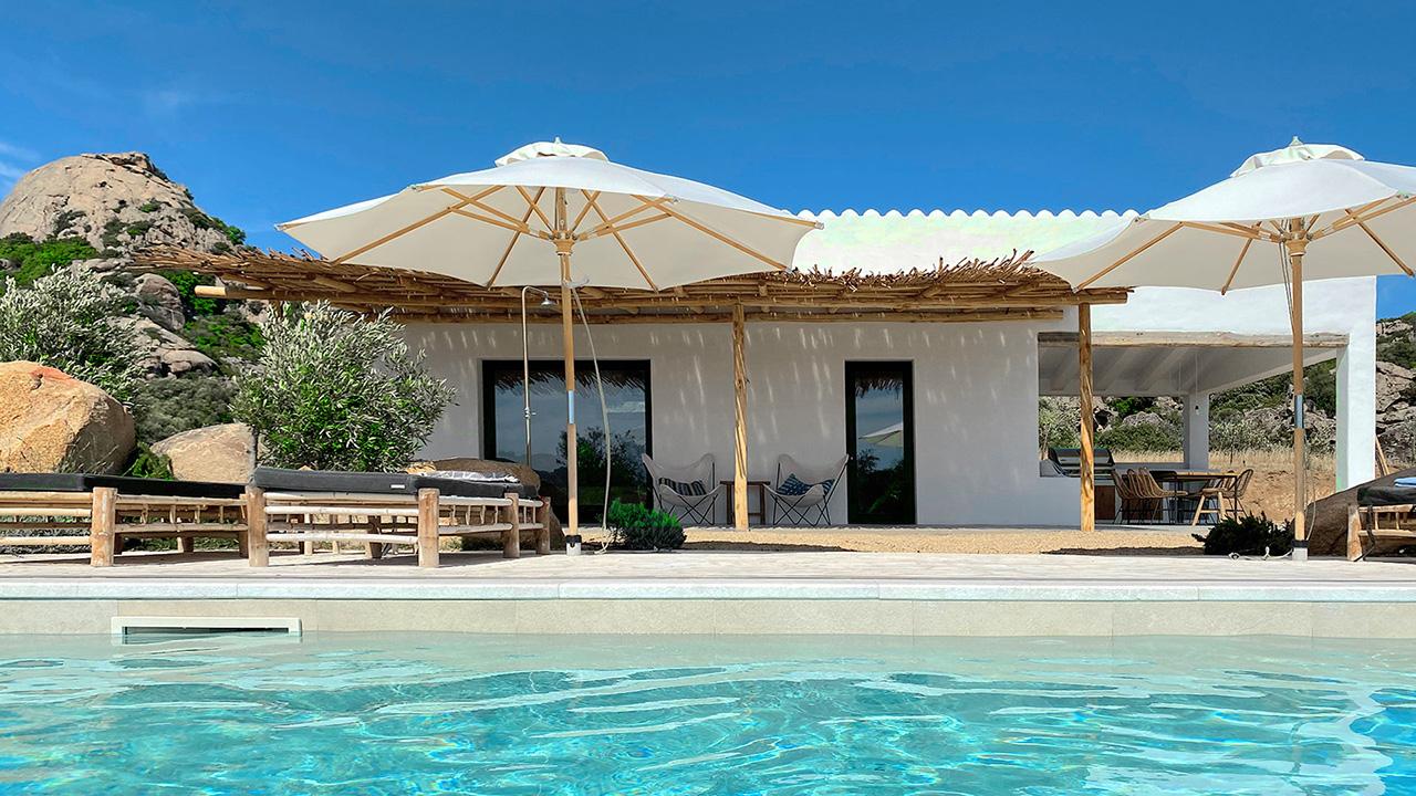 Contemporary Villa for rent Costa Smeralda