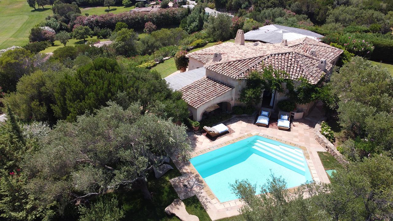 Villa Sa Teula for rent Costa Smeralda