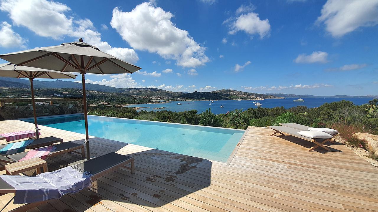 Villa Ginepro for rent in Costa Smeralda