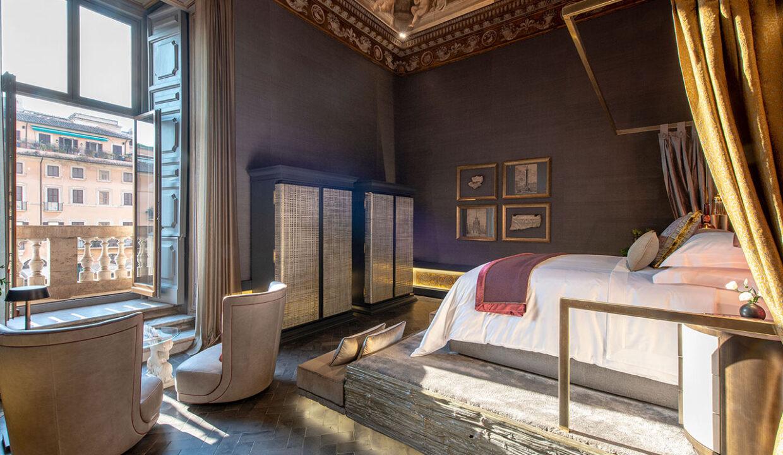 Piazza Navona Luxury Rent Rome Italy (16)