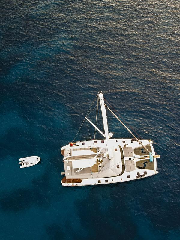 Catamaran74 Mediterranean