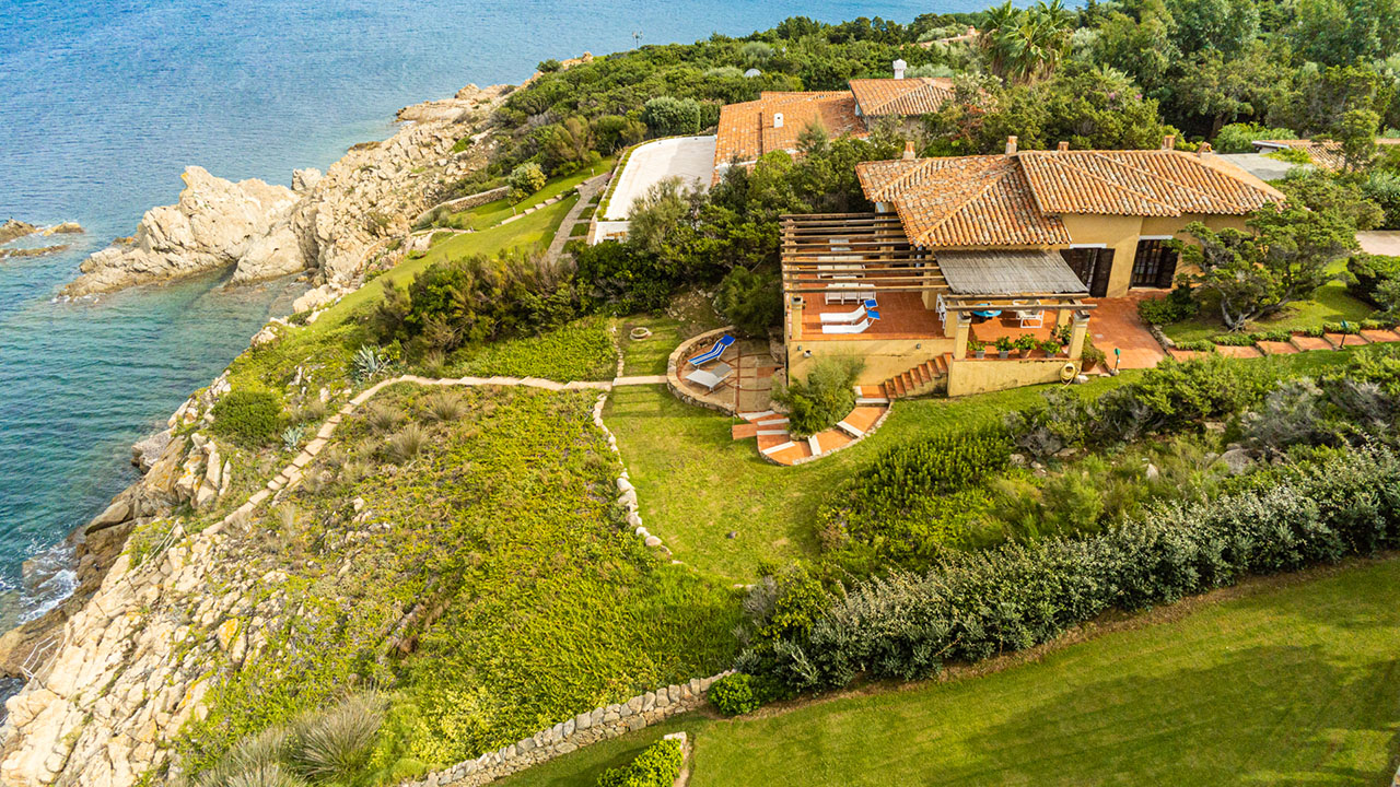 Waterfront Villa for sale in Porto Rotondo