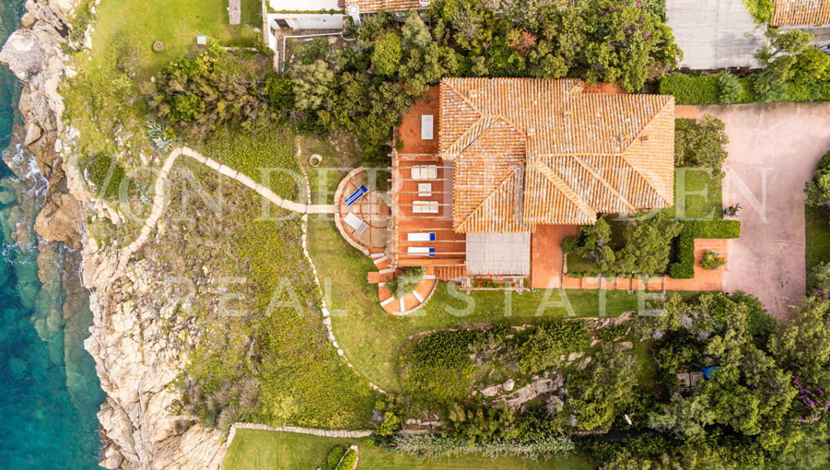 Villa Scogliera Sale Porto Rotondo Sardinia (italy)