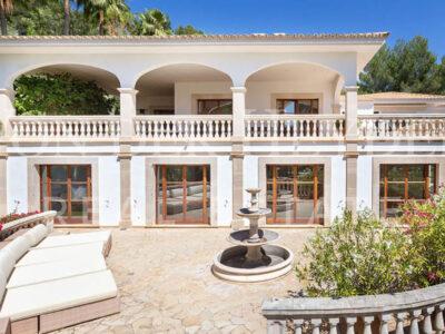 Villa For Sale In Palma De Mallorca Spain
