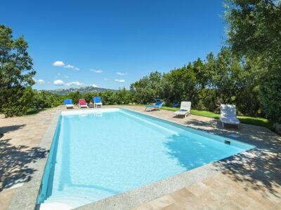Villa San Pantaleo Sale Sardinia (italy)
