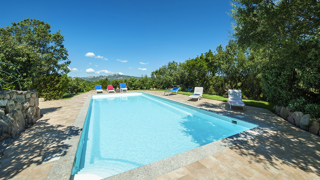 Countryside Villa for rent in Costa Smeralda – Sardinia