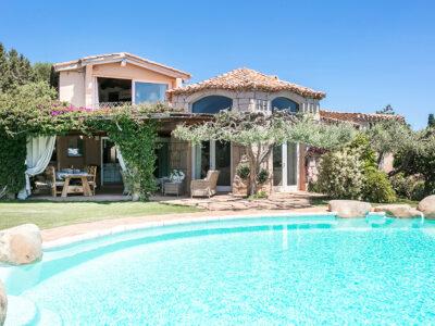 Villa La Celvia Rent Costa Smeralda, Sardinia Italy