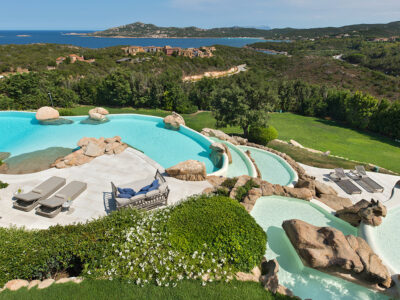 Villa The Rock, Porto Cervo Costa Smeralda (sardinia)
