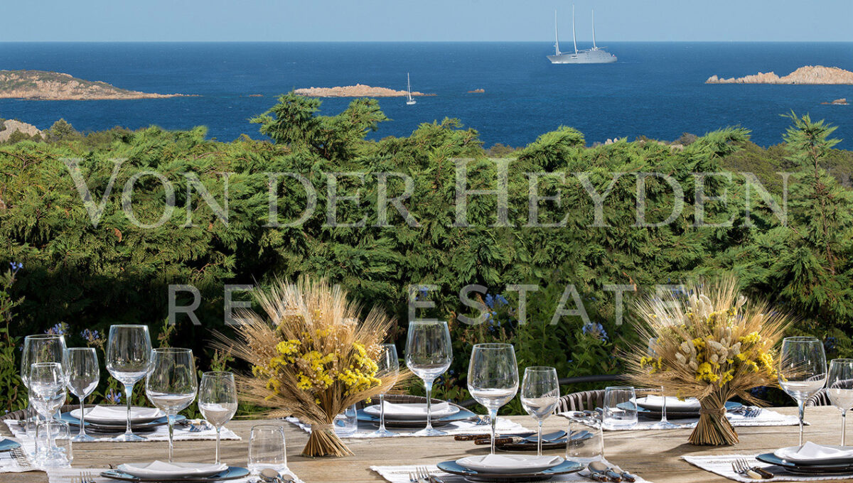 Villa The Rock, Porto Cervo Costa Smeralda (sardinia)