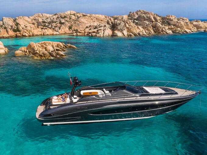 Riva 63 Virtus For Charter, Costa Smeralda Sardinia (italy)