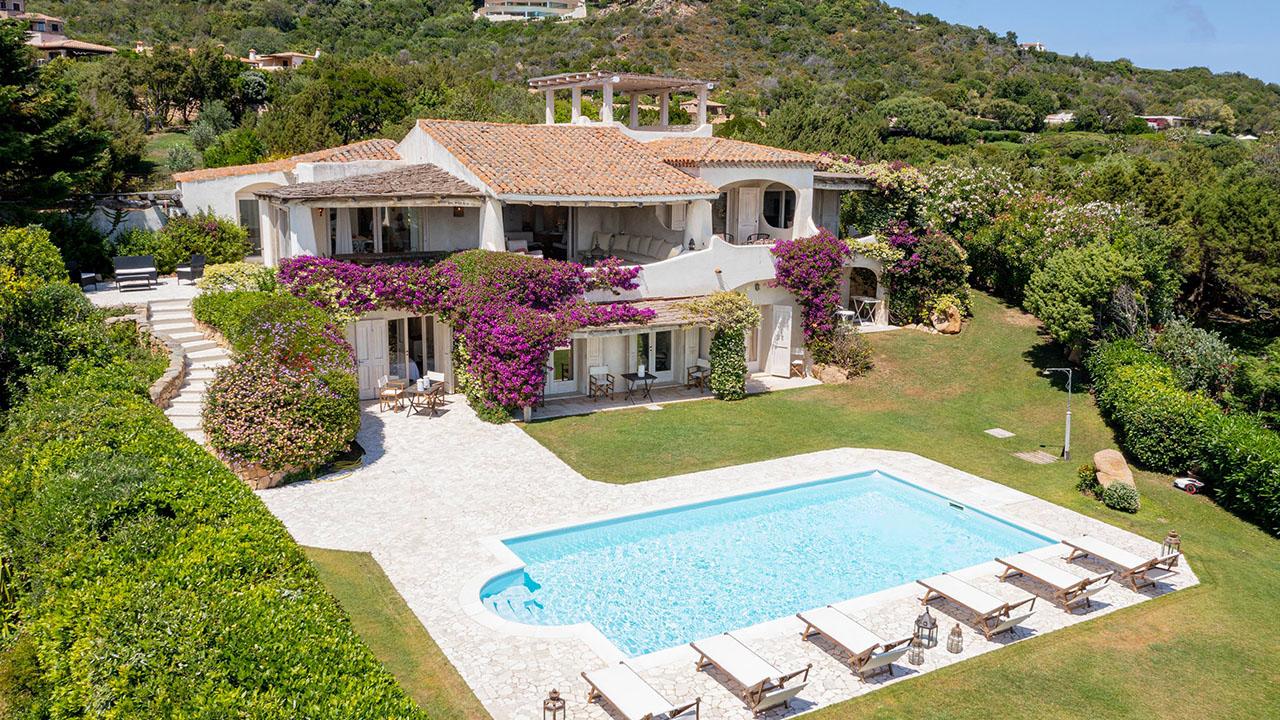 Villa for rent in Costa Smeralda