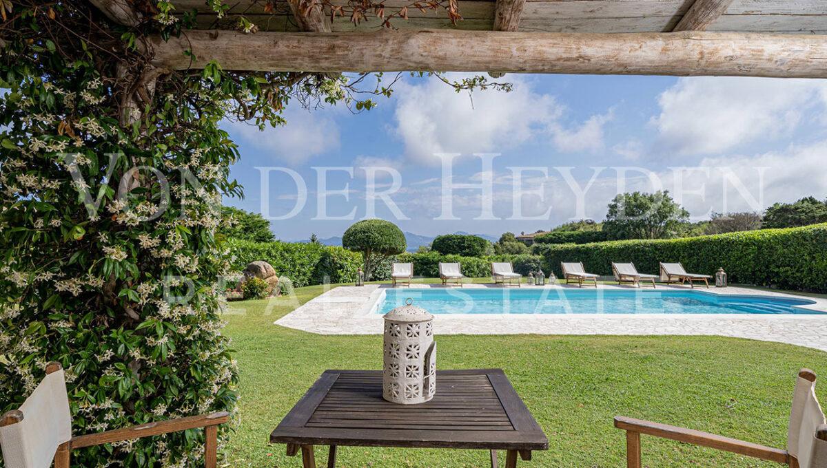 Villa Licciola For Rent, Costa Smeralda Sardinia (italy)
