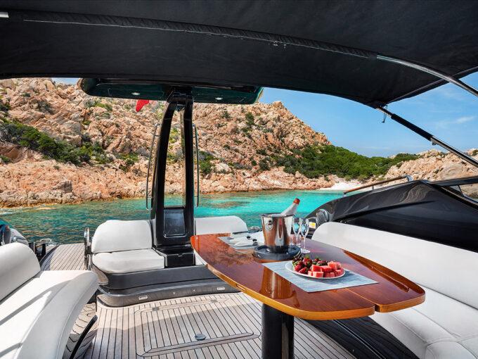 Riva 63 Virtus for CHARTER, Costa Smeralda - Sardinia (Italy)