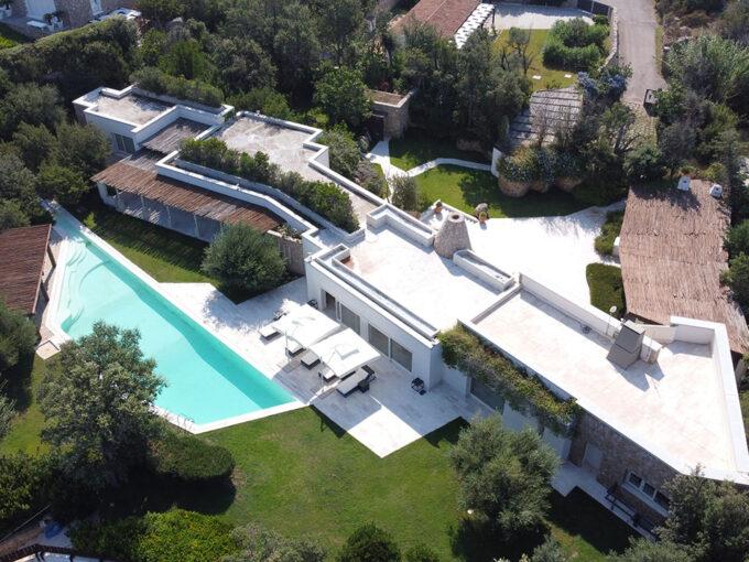 Villa Sa Contissa SALE & RENT Costa Smeralda - Sardinia (Italy)